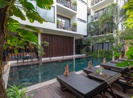 King Rock Boutique Hotel, hotel in Siem Reap