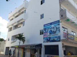 A una calle del ado 5ta avenida, apartment in Playa del Carmen
