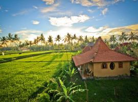 Dragonfly Village, holiday park in Ubud