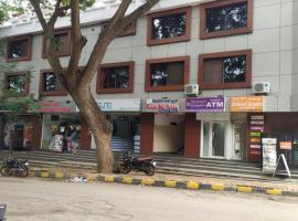 HOTEL RAJ PRIDE, hotel near GRS Fantasy Park, Mysore