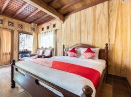 OYO 1425 Beach Wind Bungalows, hotel in Gili Trawangan