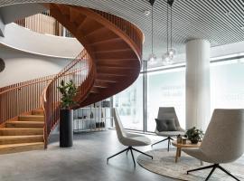 Noli Sörnäinen, apartment in Helsinki
