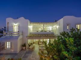 Ostria Hotel, hotel near Plaka Camping, Agios Prokopios