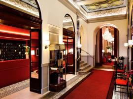 Hotel Carlton Lyon - MGallery Hotel Collection, hotel near Masséna Metro Station, Lyon