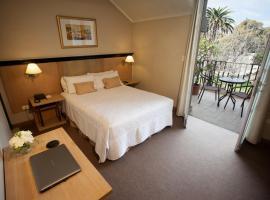 Argentino Hotel, отель в городе Мендоса