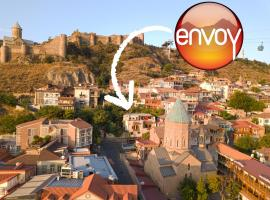 Envoy Hostel, hostel in Tbilisi City