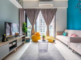 Urban Tropic@Midhill Genting Highland (Free Wi-Fi), apartment in Genting Highlands