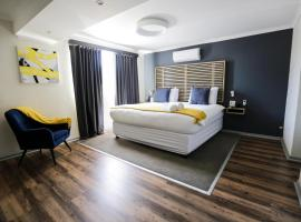 New National Hotel and Conference, hotel near Cape Town International Airport - CPT, Parow