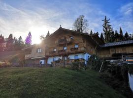 BRANDhof, hotel near Sonnenlift, Reith bei Kitzbühel