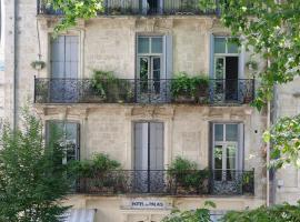Hotel du Palais, hotel in Montpellier