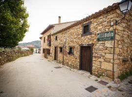 El Bulín de Prádena, chalet à Prádena del Rincón