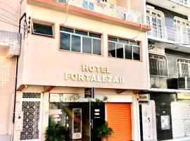Hotel Fortaleza II Manaus, hotel em Manaus