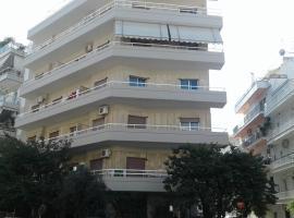 Big Apartment near the Center, hotel near Archaeological Museum of Patras, Patra