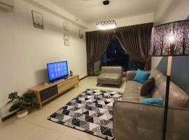 Heng 4BR Grey Homestay · (New) 4BR Romantic Seaview Homestay@Gurney无敌海景四房套房, apartment in Tanjong Tokong