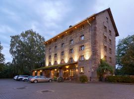 Le Moulin De La Wantzenau - Strasbourg Nord, golf hotel in La Wantzenau