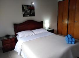 Norma 101, habitación en casa particular en Bogotá
