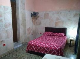 Casarentacolonia, homestay in Havana