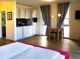 Boardinghouse City Home, self catering accommodation in Bielefeld