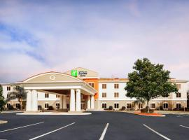 Holiday Inn Express Hotel & Suites Inverness, hotel near Bird's Underwater, Lecanto