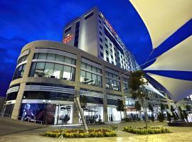 Crowne Plaza Istanbul Asia, hotel near Istanbul Sabiha Gokcen International Airport - SAW,