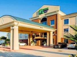 Holiday Inn Express Hotel & Suites Waller, hotel in Waller