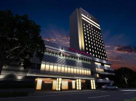 ANAクラウンプラザホテル熊本ニュースカイ、熊本市のホテル