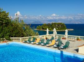 Pontikonisi Hotel, hotel near Corfu International Airport - CFU, Perama
