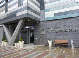 Holiday Inn Express Manchester City Centre Arena, hotel in Manchester