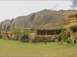 secret valley house, self catering accommodation in Ollantaytambo