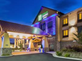 Holiday Inn Express and Suites Helena, hotel in Helena