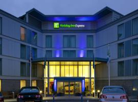 Holiday Inn Express London Stansted Airport, an IHG Hotel, hotel near London Stansted Airport - STN,