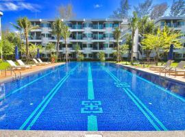 Holiday Inn Express Krabi Ao Nang Beach, hotel near Island Hopping Tour Desk, Nopparat Thara Beach, Ao Nang Beach