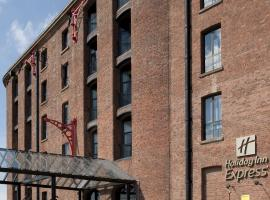 Holiday Inn Express Liverpool-Albert Dock, hotel near ACC Liverpool, Liverpool