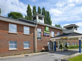 Holiday Inn Express Leeds-East, hotel in Leeds