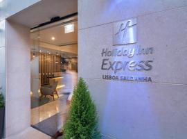 Holiday Inn Express - Lisbon - Plaza Saldanha, an IHG hotel, hotel near Roma - Areeiro Train Station, Lisbon