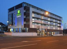 Holiday Inn Express London Golders Green, hotel near Cockfosters Tube Station, Barnet