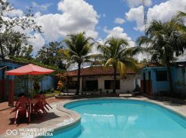Poseidon Guest House, hotel with pools in Iquitos