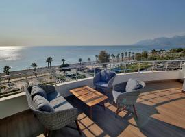 Pacco Boutique Hotel & SPA, hotel in Antalya