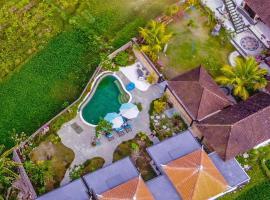 Dana Bali Ricefield Villa, hotel in Candidasa