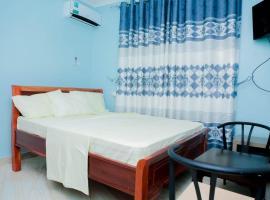 Kiuruwi Executive Hotels, отель в городе Дар-эс-Салам