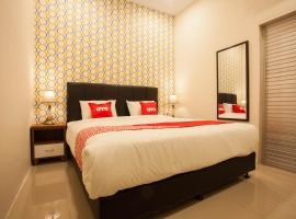 OYO 1522 Residence Anugrah, hotel di Medan