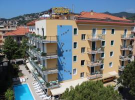 Hotel Garden, hotell i Albissola Marina
