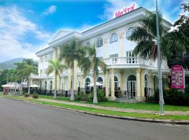 Praywish Home Resort, hotel near Vinpearl Land Nha Trang, Nha Trang