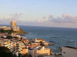 RIO VERMELHO VISTA MAR / OCEAN VIEW, apartment in Salvador