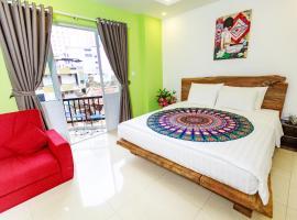 Boutique Hotel La Villa, hotel near Sailing Club, Nha Trang