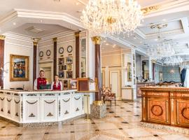Hotel Grand Palace, hotel in Svetlogorsk