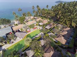 The Sunset Beach Resort & Spa, Taling Ngam, Ko Samui, отель в Талинг-Нгам-Бич