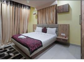 Wekare Sea Sight Service Apartment, beach hotel in Puri