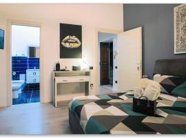 B&B Palazzo Di Florio, bed & breakfast a Cava de' Tirreni