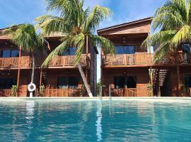 Cabañas Coconut, hotel in Holbox Island